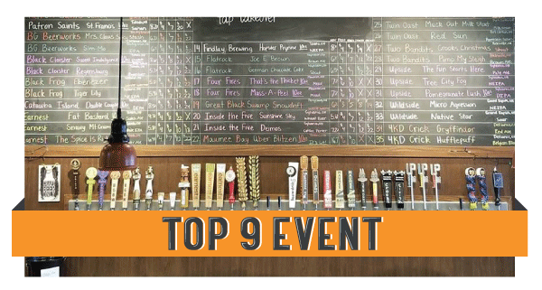 Rv Dealers In Ohio >> 1 Year Anniversary and Local Tap Takeover Bash! - Explore 419